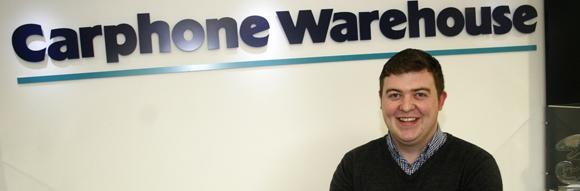 David O'Gorman Digital Marketing Graduate From National College of Ireland