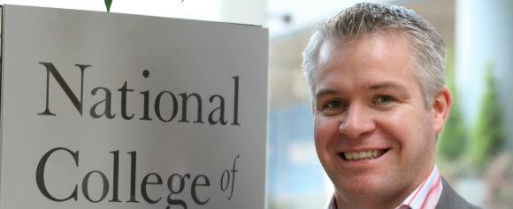 Robert Ward Director of Student Recruitment at NCI