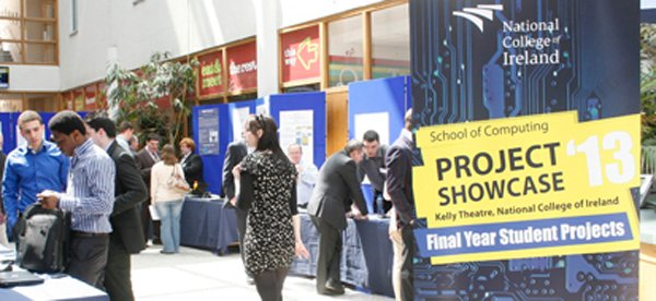 School_of_Computing_Project_Showcase_at_NCI