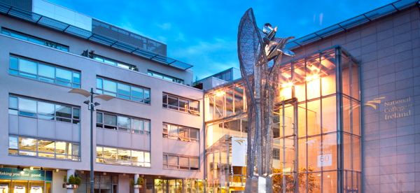 National-College-of-Ireland-Front-of-the-Building