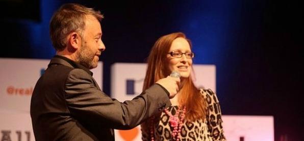Rick-O-Shea-and-NCIs-Emily-Ferns-at-Web-Awards