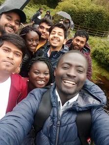International Students at NCI