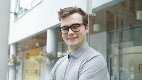 Joshua Cassidy Blog - NCI Computing Student