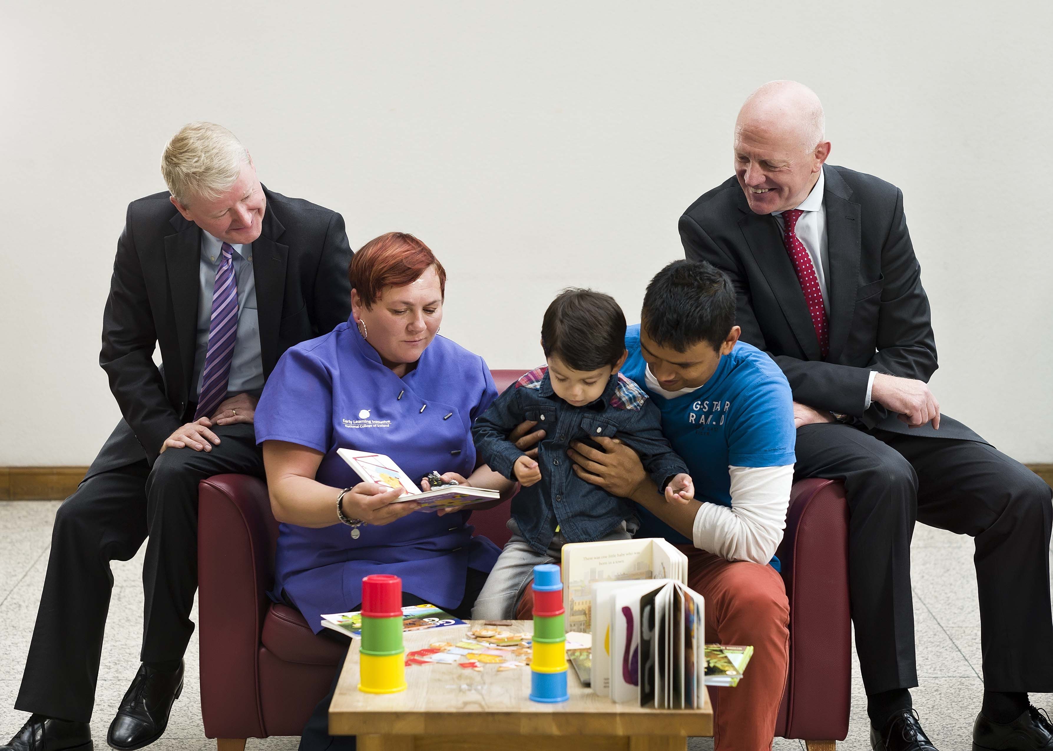 Parent Child Home Programme at Early Learning Initiative of National College of Ireland