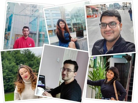 NCI International Student Ambassadors