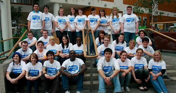 Peer Mentors at National College of Ireland