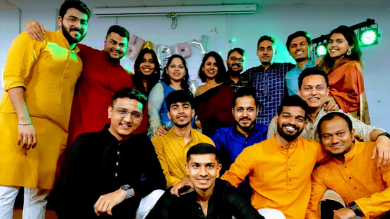 Diwali Celebration at NCI 2019
