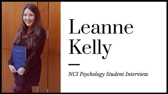 Studying Psychology at NCI