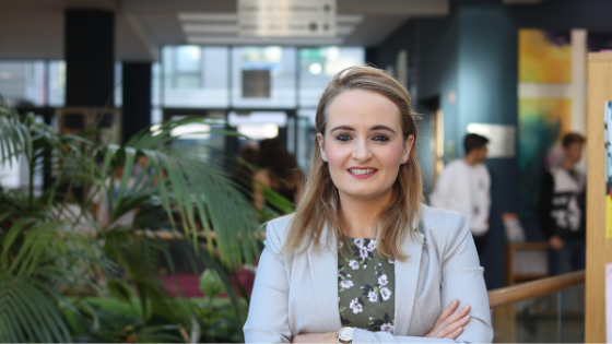 Student Stories: Marian Costello - MA in Human Resource Management