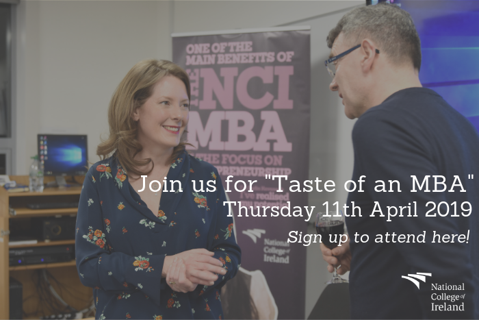 Taste of an MBA Event 2019-1